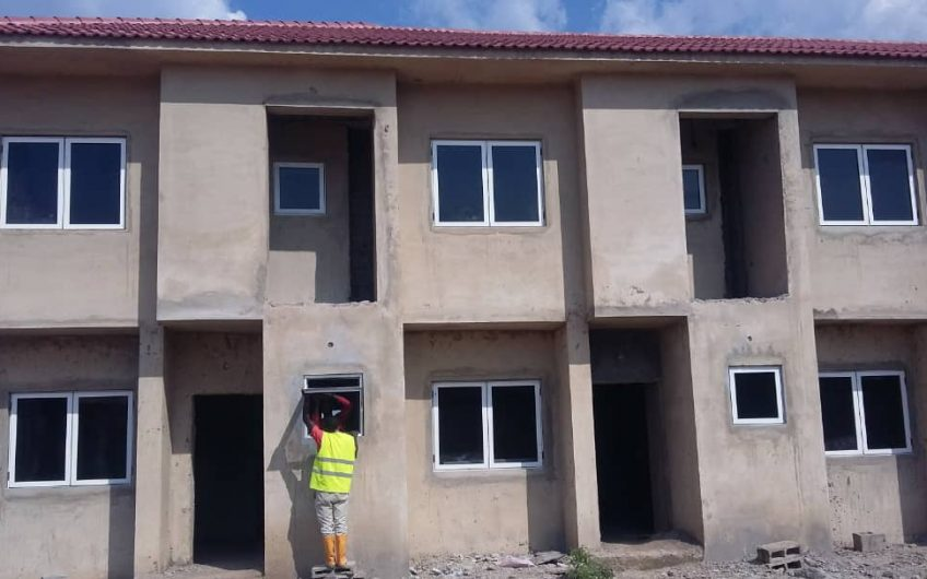 Cheapest On going project of 3 and 4bedroom terrace duplex